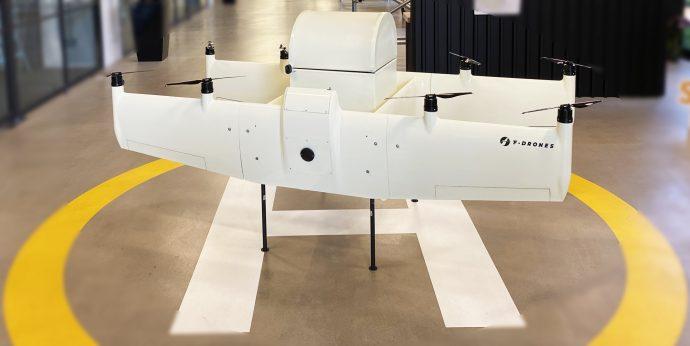 F drones prototype